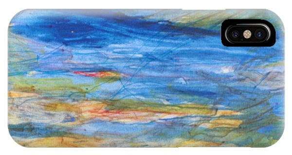 Monet's Pond IPhone Case