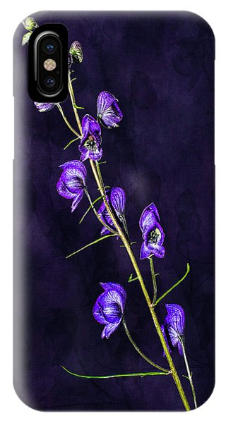 Monkshood Version 2 IPhone Case