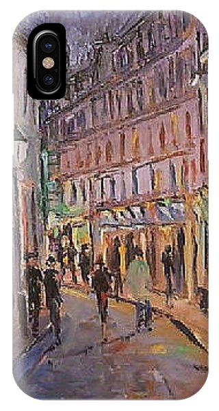 Monmartre IPhone Case