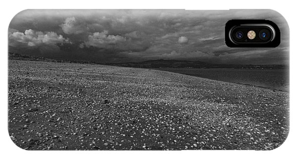 Mono Cunnigar Beach IPhone Case
