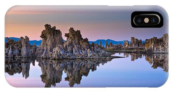 Mono Lake #2 IPhone Case
