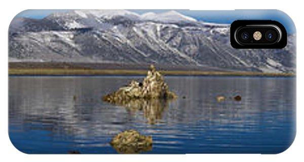 Mono Lake Pano IPhone Case