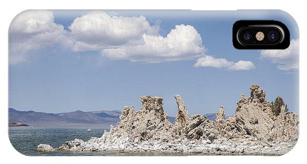 Mono Lake Tufa Towers IPhone Case