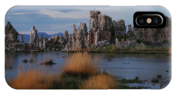 Mono Lake Tufas IPhone Case