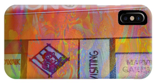 Monopoly Dream IPhone Case
