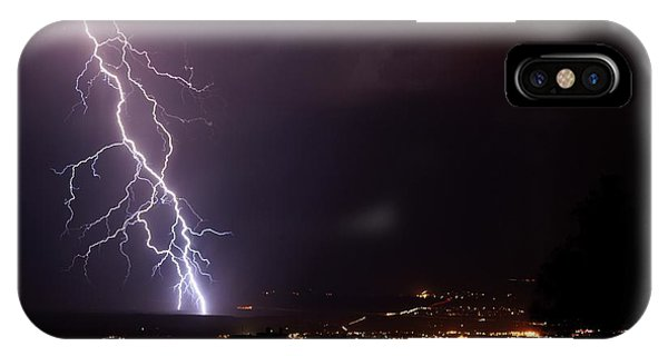 Monsoon Storm IPhone Case