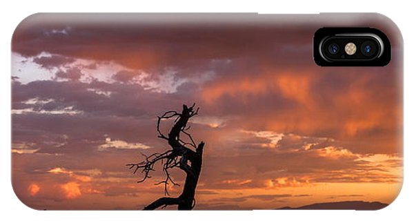 Monsoon Sunset IPhone Case
