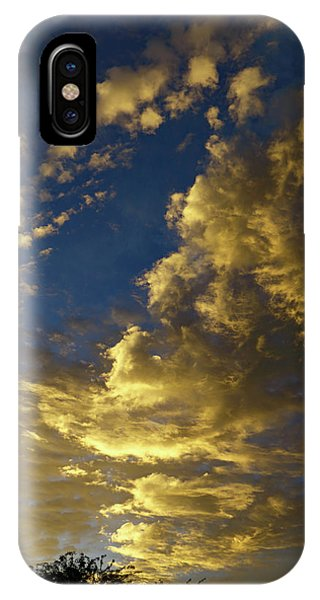 Monsoon Warmth IPhone Case