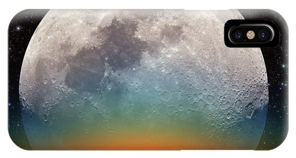 Monster Moonrise IPhone Case
