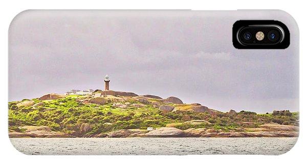 Montague Island - Nsw - Australia IPhone Case