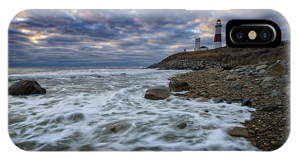 Montauk Morning IPhone Case