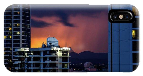 Qld iPhone Case - Monte Carlo Moods by Az Jackson