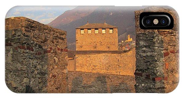 Montebello - Bellinzona, Switzerland IPhone Case