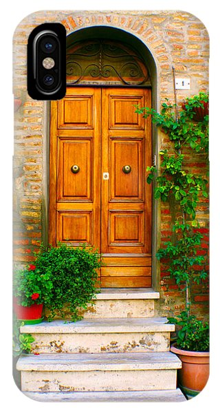 Montepulciano No. 1 IPhone Case