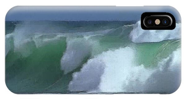 Monterey Surf IPhone Case