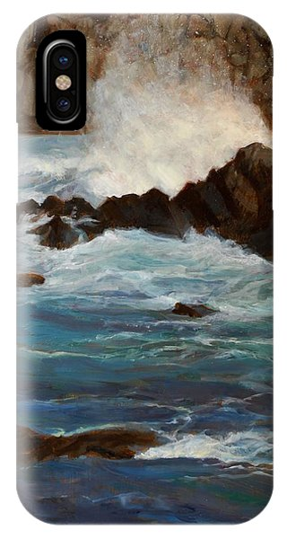 Monterey Wave #1 IPhone Case
