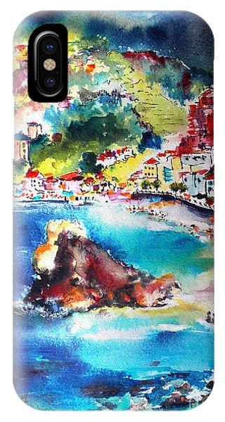 Monterosso  Cinque Terre Italy  IPhone Case
