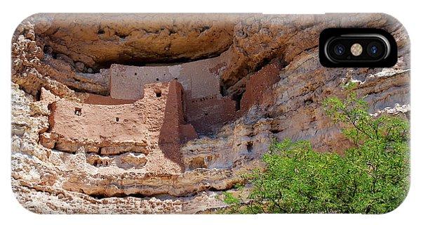 Montezuma's Castle IPhone Case