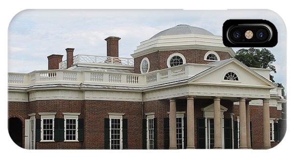 Monticello IPhone Case