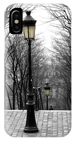 Montmartre IPhone Case
