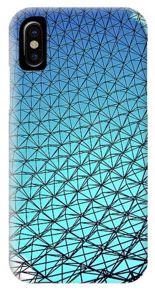 Montreal Biosphere IPhone Case