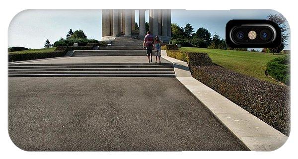 Montsec American Monument IPhone Case
