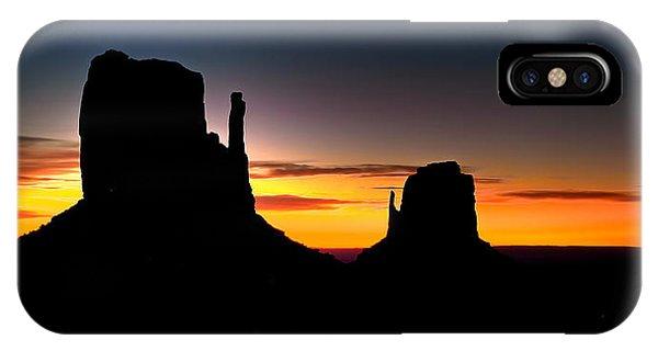 Monumental Morning IPhone Case