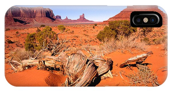 Monument Valley, Arizona, U S A IPhone Case
