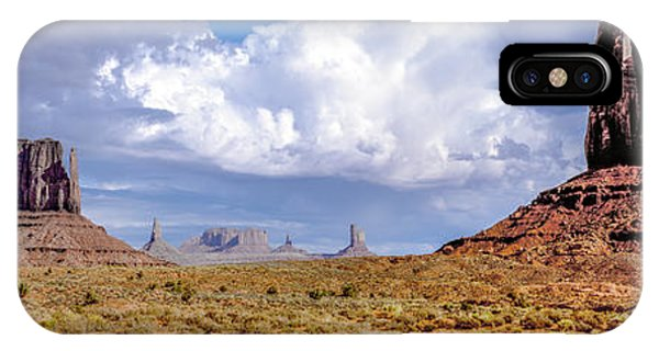 Monument Valley Mittens IPhone Case