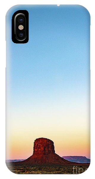 Monument Valley Morning Glory IPhone Case
