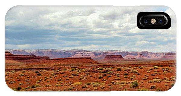 Monument Valley, Utah IPhone Case
