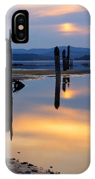 Mood On The Bay IPhone Case