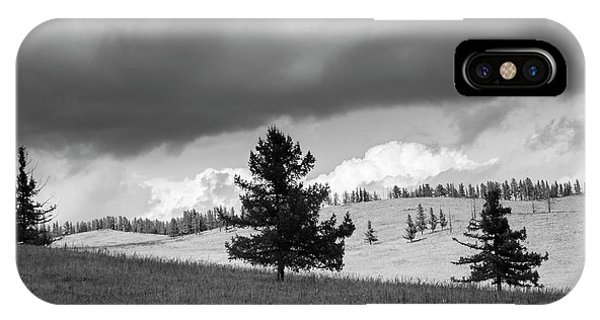 Moody Meadow, Tsenkher, 2016 IPhone Case