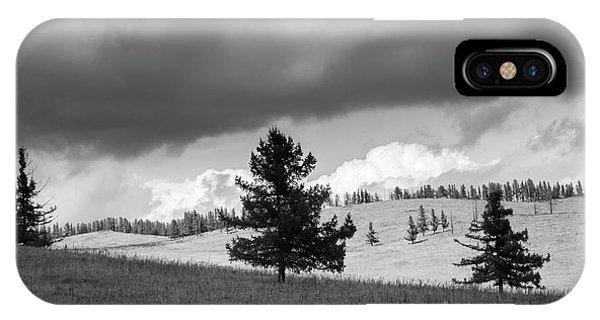 Moody Meadow, Tsenkher, 2016 IPhone Case