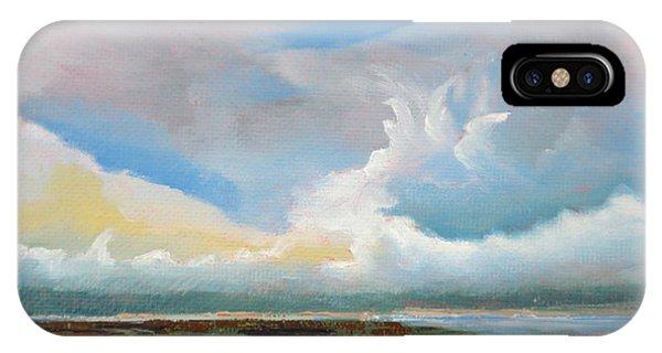 Moody Skies IPhone Case