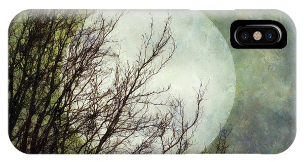 Moon Dream IPhone Case