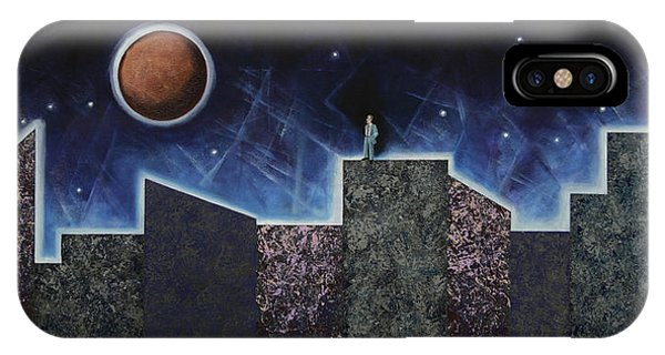 Moon Eclipse IPhone Case
