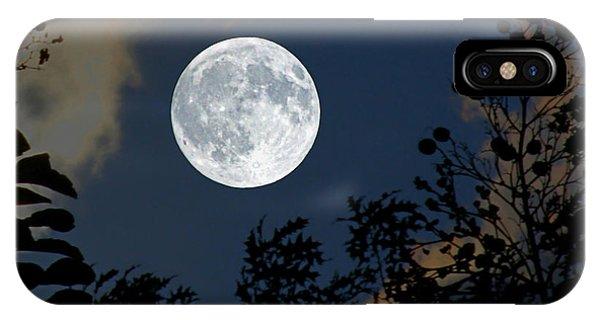 Moon Glo IPhone Case