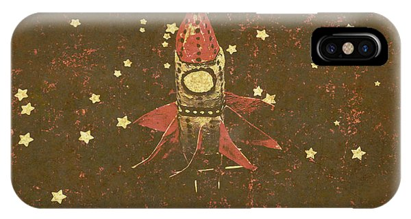 Departure iPhone Case - Moon Landings And Childhood Memories by Jorgo Photography - Wall Art Gallery