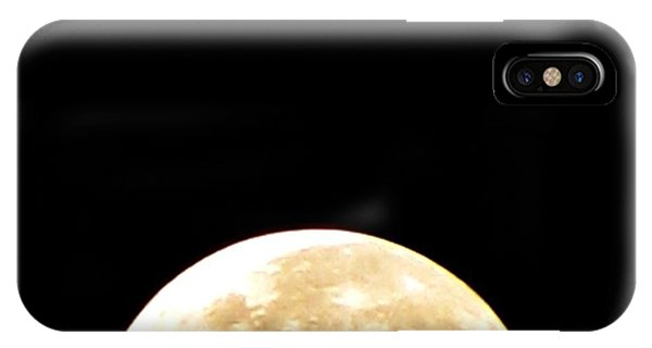 Moon Loop IPhone Case