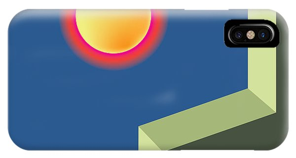 Vector iPhone Case - Moon Roof by Gary Grayson
