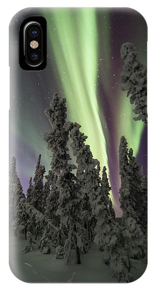 Moon Shadows IPhone Case