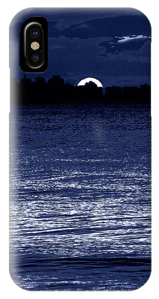 Moon Shine IPhone Case
