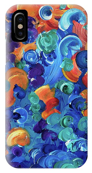 Moon Snails Back To School IPhone Case