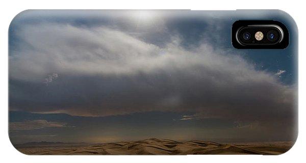 Moon Sparkle IPhone Case