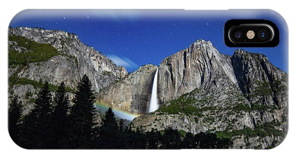 Moonbow And Louds  IPhone Case