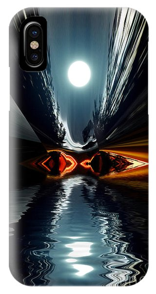 Moonlake IPhone Case