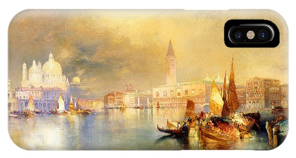 Moonlight In Venice IPhone Case