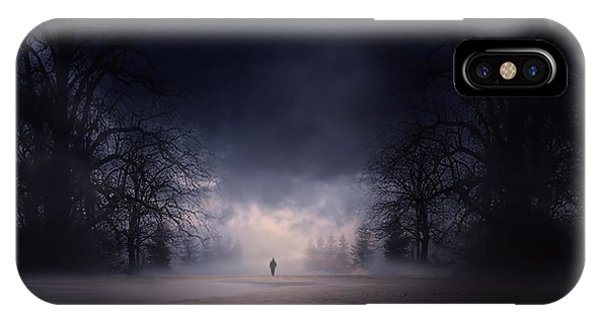 Moonlight Journey IPhone Case
