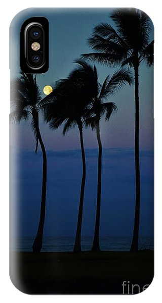 Moonlight Magic IPhone Case